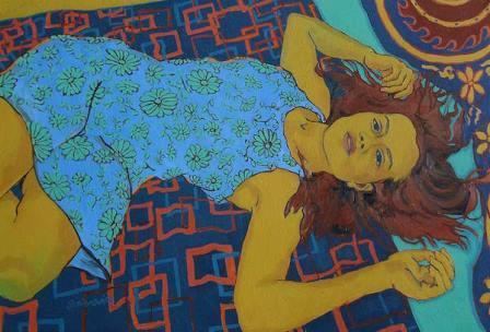 """A Colorful Apathy"", Artist: Alan Brown"