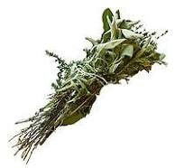Букет гарни, также пучок душистых трав или пучок пряностей — букетик из сухих душистых трав, завернутых в лавровые листья, перевязанный кулинарной ниткой или завёрнутый в мешочек из хлопчатобумажной ткани.