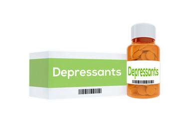 Депрессант, или центральный депрессант – препарат, снижающий уровень нейротрансмиссии, который должен подавлять или уменьшать возбуждение или стимуляцию в различных областях мозга.