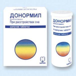 Доксиламин– это антигистаминовый препаратпервого поколения, который был создан в 1949 году.