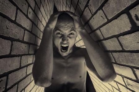 Клаустрофобия - страх замкнутых пространств