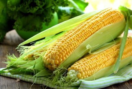 Кукуруза - один из наиболее распространенных аллергенов.