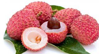 Плоды личи, из которых экстрагируется олигонол