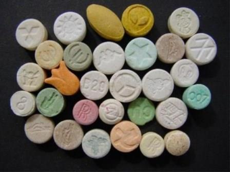 Таблетки MDMA