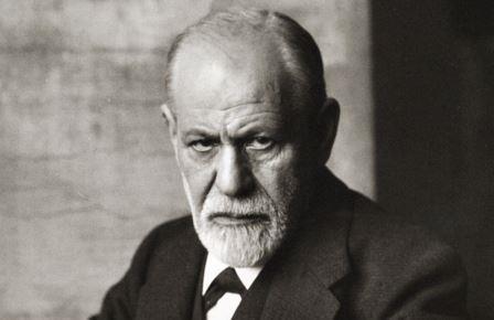 Зигмунд Фрейд, отец психоанализа.