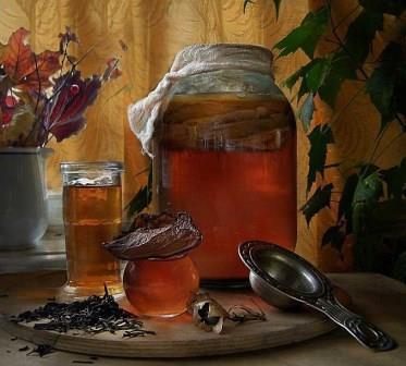 Чайный гриб – ферментированный, слегка газированный подслащенный черный или зеленый чайный напиток, который обычно используется в целях улучшения здоровья.