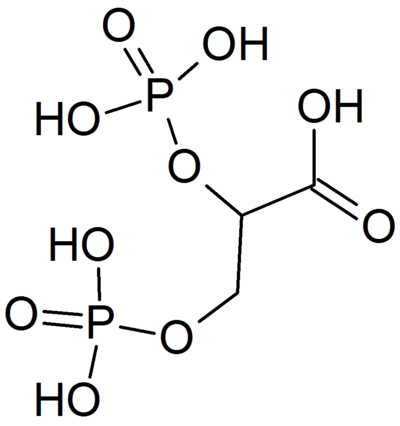 Формула 2,3-бисфосфоглицериновой кислоты