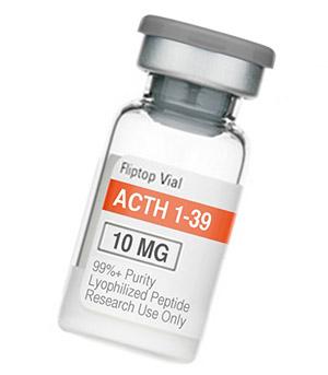 Синтетический адренокортикотропный гормон (АКТГ)