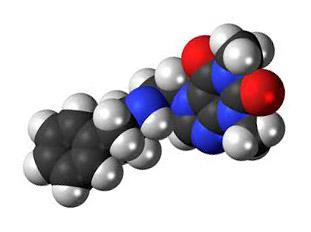 Фармакология амфетамина