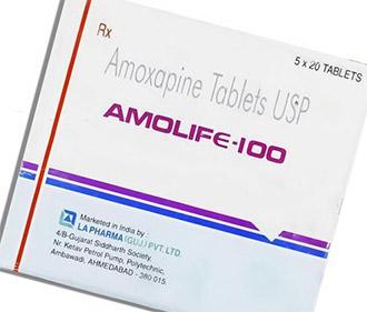 Амоксапин (Amolife)