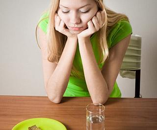 Причины анорексии
