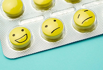 Антидепрессанты, фармакология