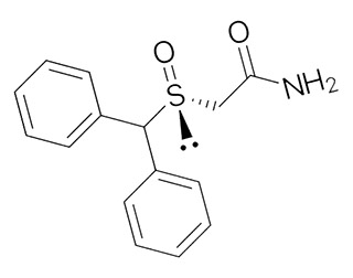 Формула армодафинила