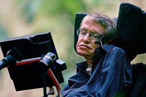 Боковой амиотрофический склероз (Стивен Хокинг)