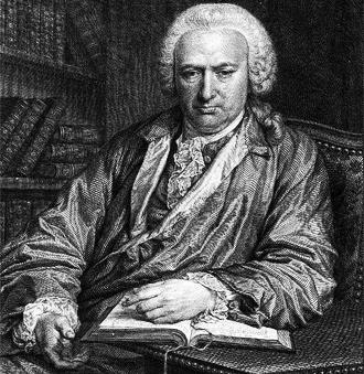 Шарль Бонне описал синдром, который он наблюдал у своего дела, в 1760 году