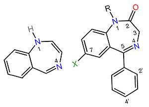 Сравнение Буспирона с бензодиазепинами