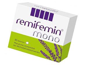 Ремифемин - одна из форм цимицифуги