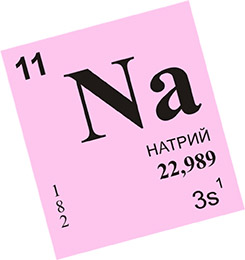 Цитруллин: натрий