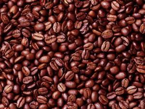 Зёрна кофе - источник кофеина