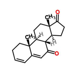 ДГЭА (Дегидроэпиандростерон): Андрост-3,5-диен-7,17-дион