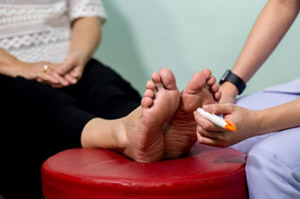 Лечение диабетической нейропатии