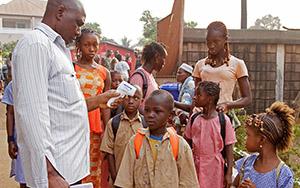 Эбола: эпидемия в Западной Африке 2014-2015 годов