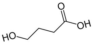Гамма-оксимасляная кислота (ГОМК)