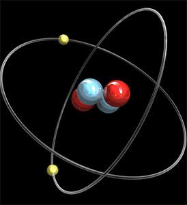 Гелий-атом