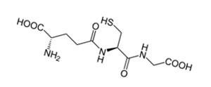 Формула глутатиона
