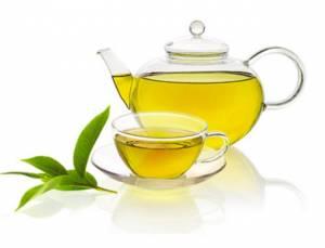 Зелёный чай - основной источник катехинов зелёного чая