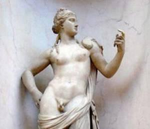 Гермафродит, сын Афродиты и Гермеса