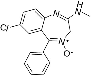 Хлордиазэпоксид
