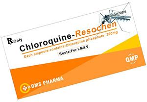 Хлорохин: дозировка
