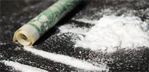 Потребление кокаина