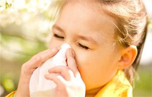 Крапива: аллергический ринит