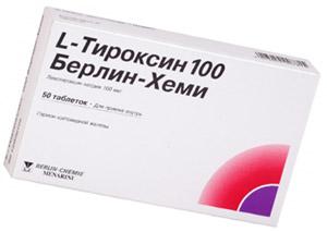 L-Тироксин (Левотироксин)