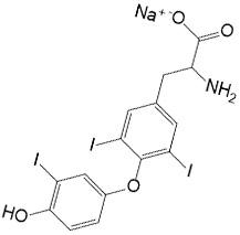 Лиотиронин (трийодтиронина гидрохлорид)