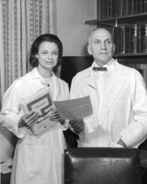 Уильям Мастерс и Вирджиния Джонсон - исследователи, пионеры в области изучения человеческой сексуальности.