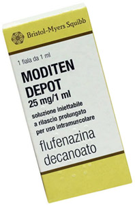 Модитен (Флуфеназин)