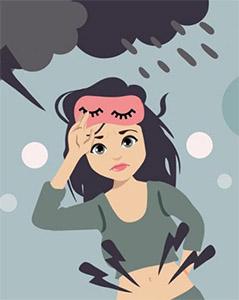 Предменструальное дисфорическое расстройство