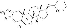 Простанозол (деметилстанозол тетрагидропиранил)