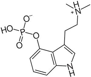Псилоцибин: химия