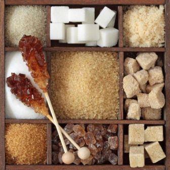 Различные виды сахара
