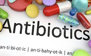 Серрапептаза: антибиотики