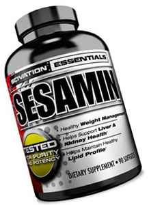 Сезамин