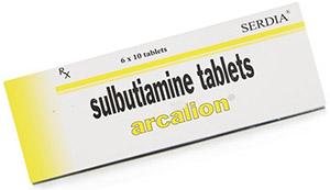 Доступность Сульбутиамина