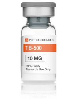 ТБ-500 – это инъекционный пептид, который может быть использован для ускорения заживления, повышения объема движений в случае травмы, или для уменьшения боли в случае травмы путем уменьшения воспаления.