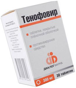 Тенофовир (Виреад)