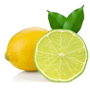 Соки лимона и лайма являются натуральными микробицидами.
