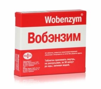 Вобэзим - ферментный препарат, используемый в комплементарной медицине.